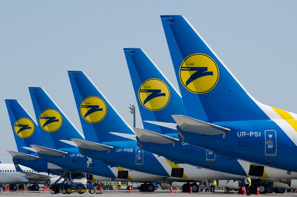 Літаки МАУ
