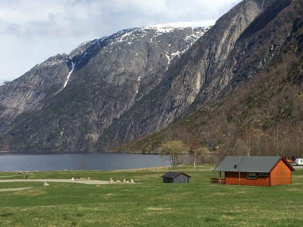 норвегія навесні