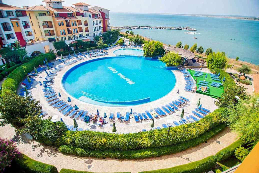 Marina Cape Vacation Complex