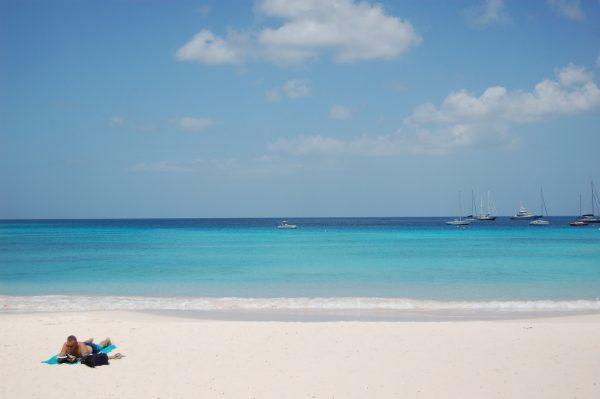 барбадос пляж
