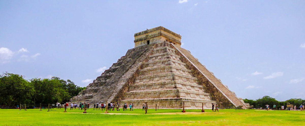 Мексика Канкун Чичен-Іца