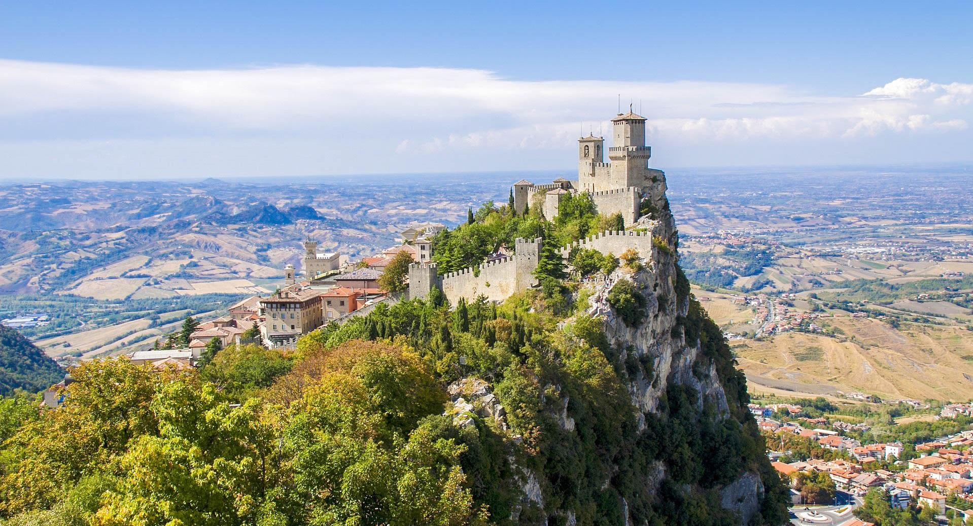 Італія Сан-Марино