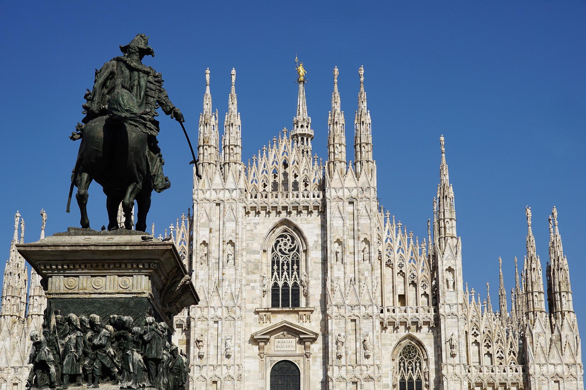Італія Мілан Кафедральний собор