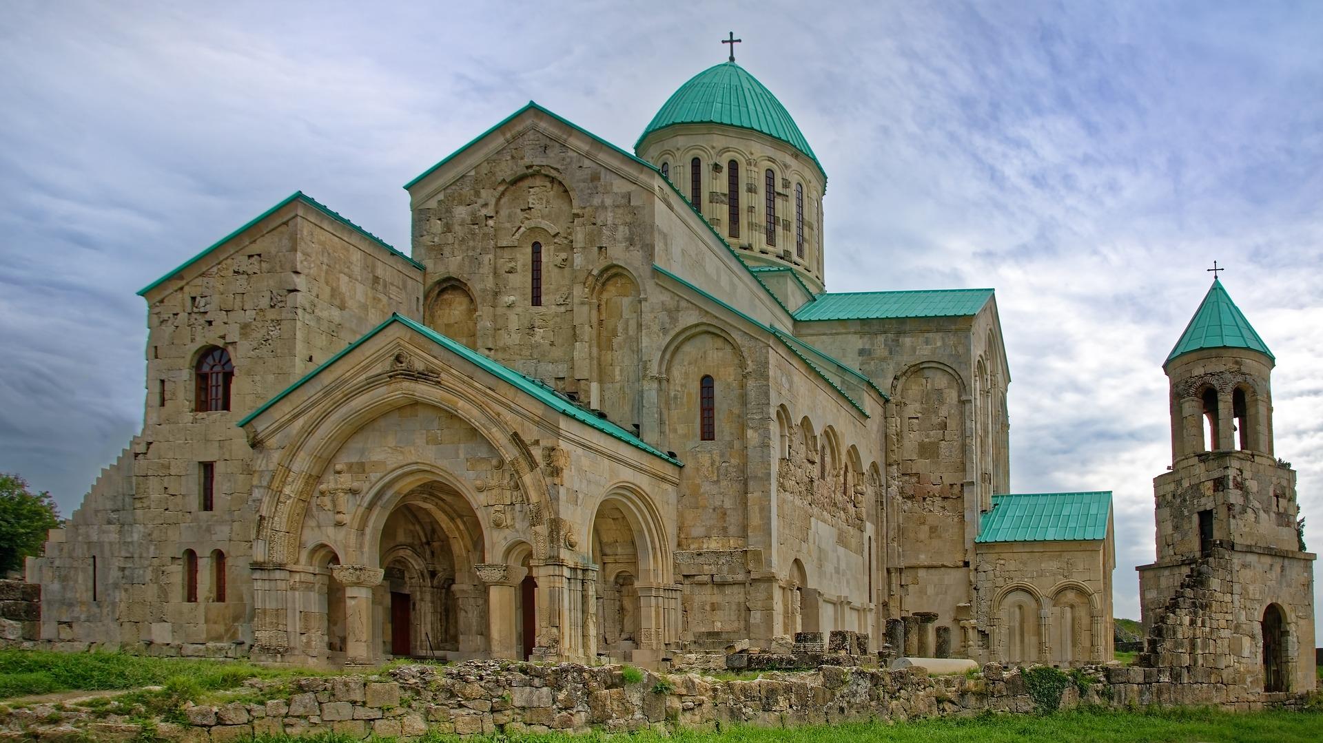 Грузія Кутаїсі храм