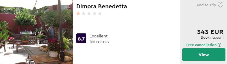 Dimora Benedetta
