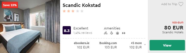 Scandic Kokstad