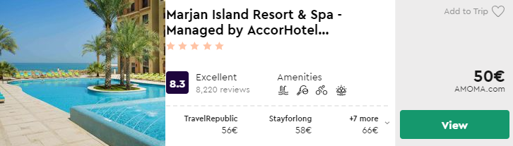Marjan Island Resort & Spa - Managed by AccorHotel...