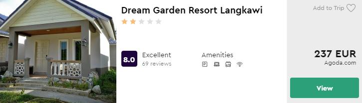 Dream Garden Resort Langkawi