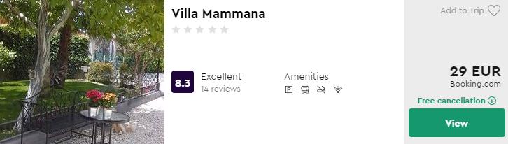 Villa Mammana