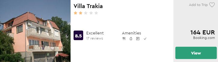 Villa Trakia