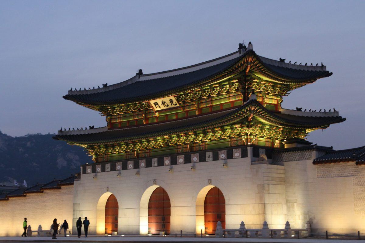 сеул храм