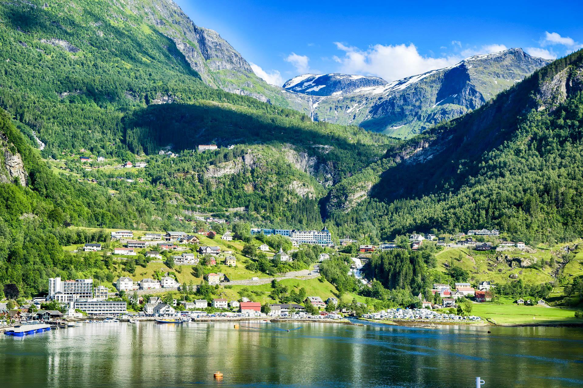 Норвегія Берген