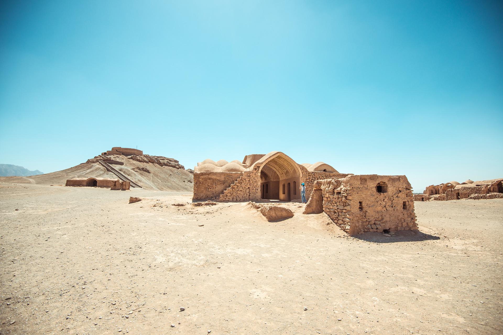 Іран пустеля