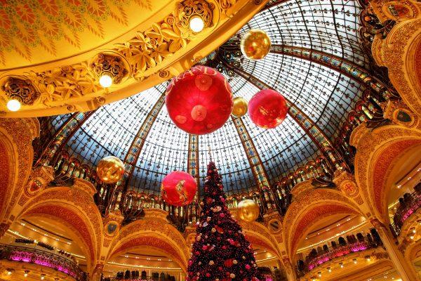 Франція Париж різдво