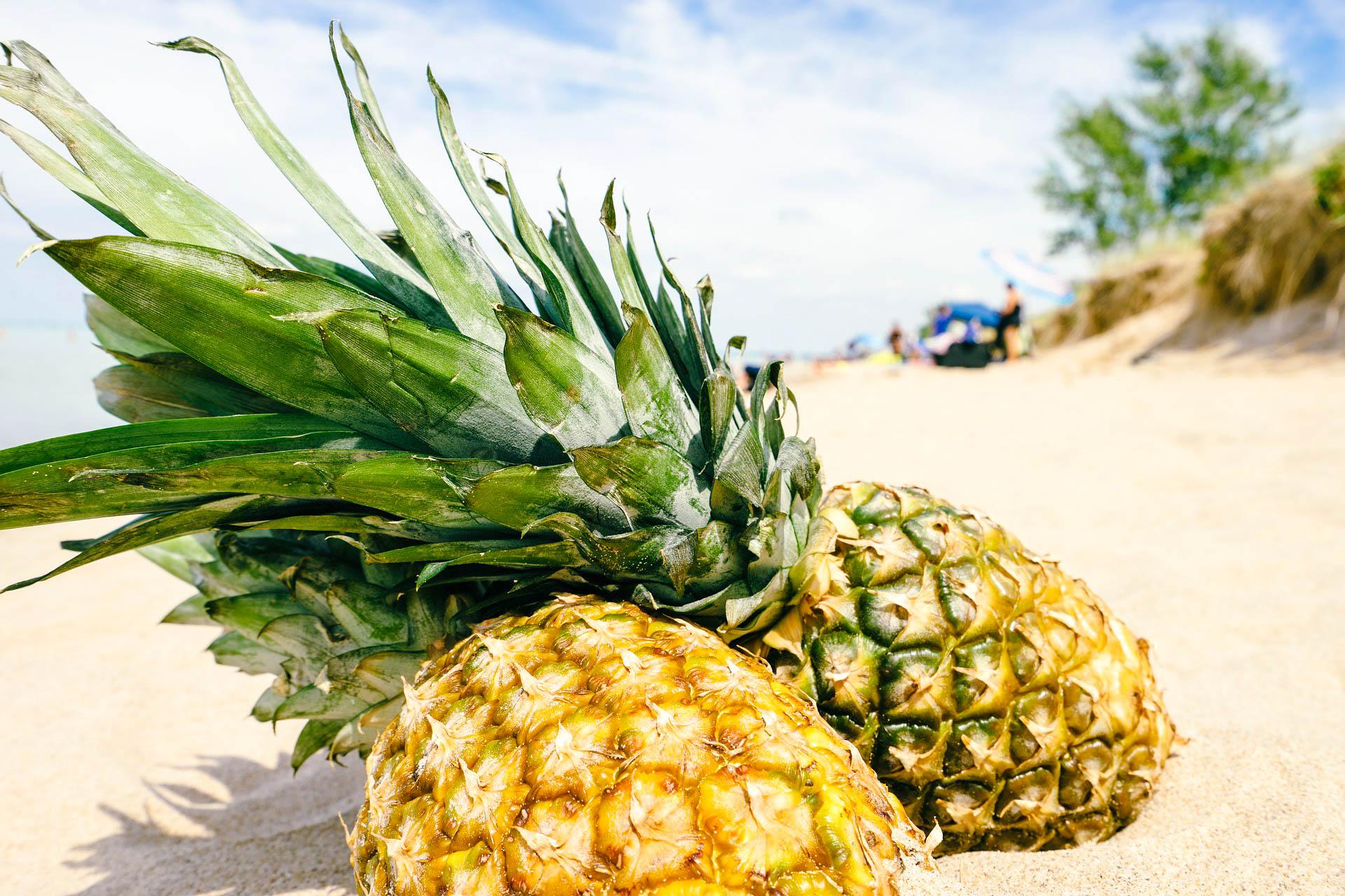 Таїланд пляж ананас