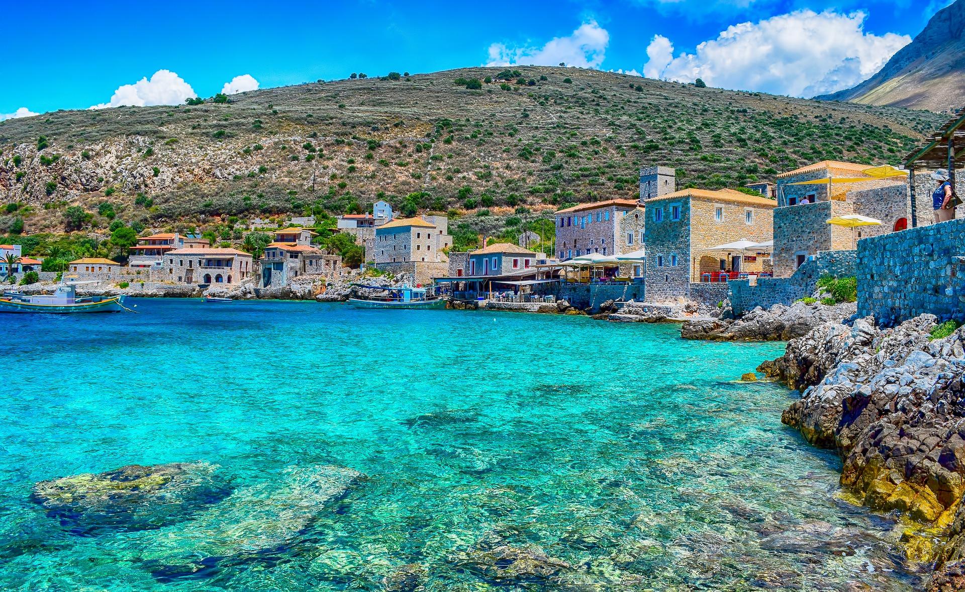 Greece Peloponnese Kalamata