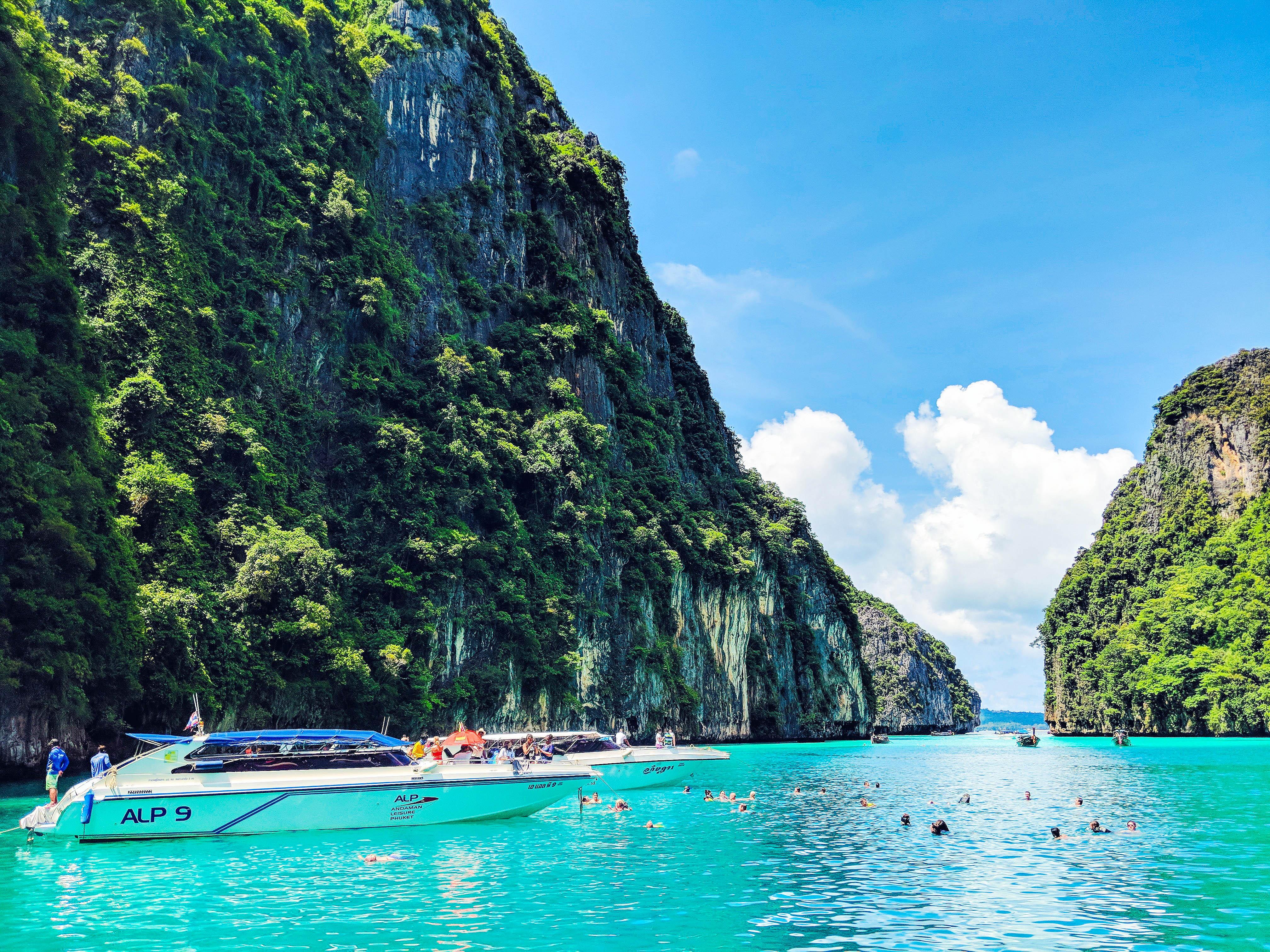 Таїланд Крабі острів
