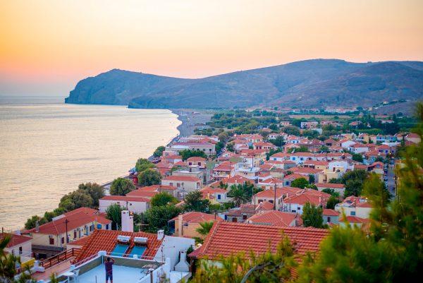 Греція Лесбос