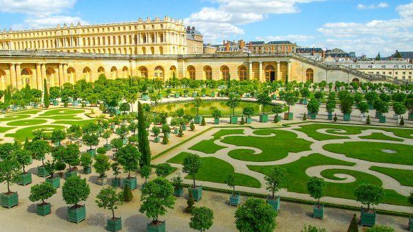 Франція Париж Версаль
