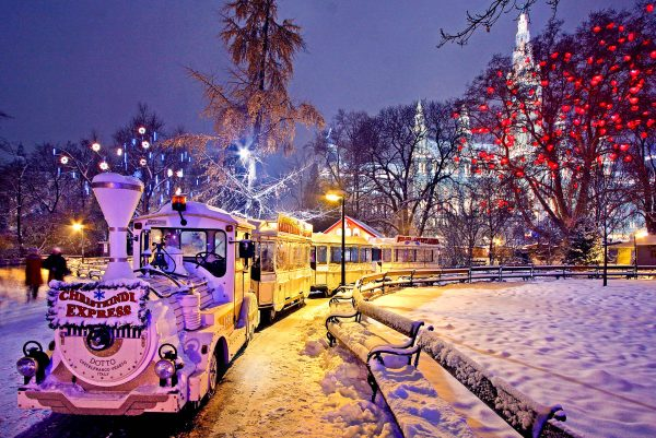 Австрія Відень Різдво