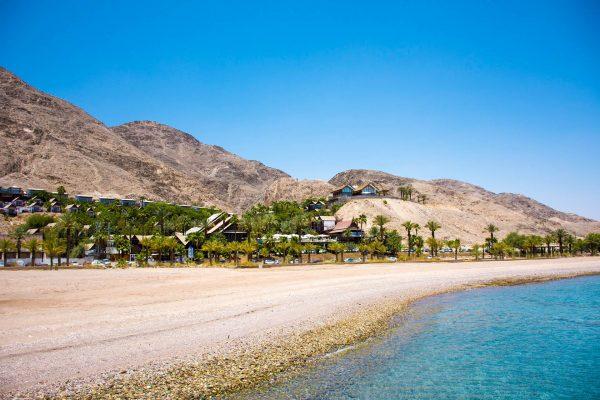 Ізраїль Ейлат море
