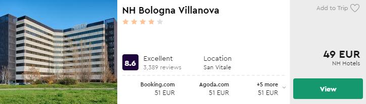 NH Bologna Villanova