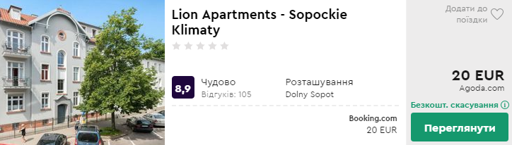Lion Apartments - Sopockie Klimaty