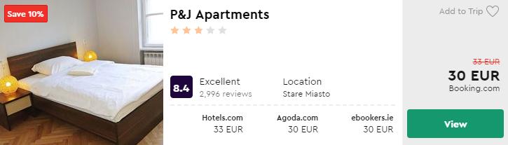 P&J Apartments