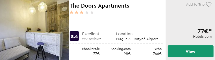 The Doors Apartments