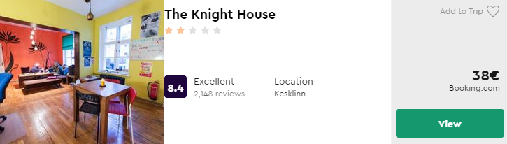 The Knight House