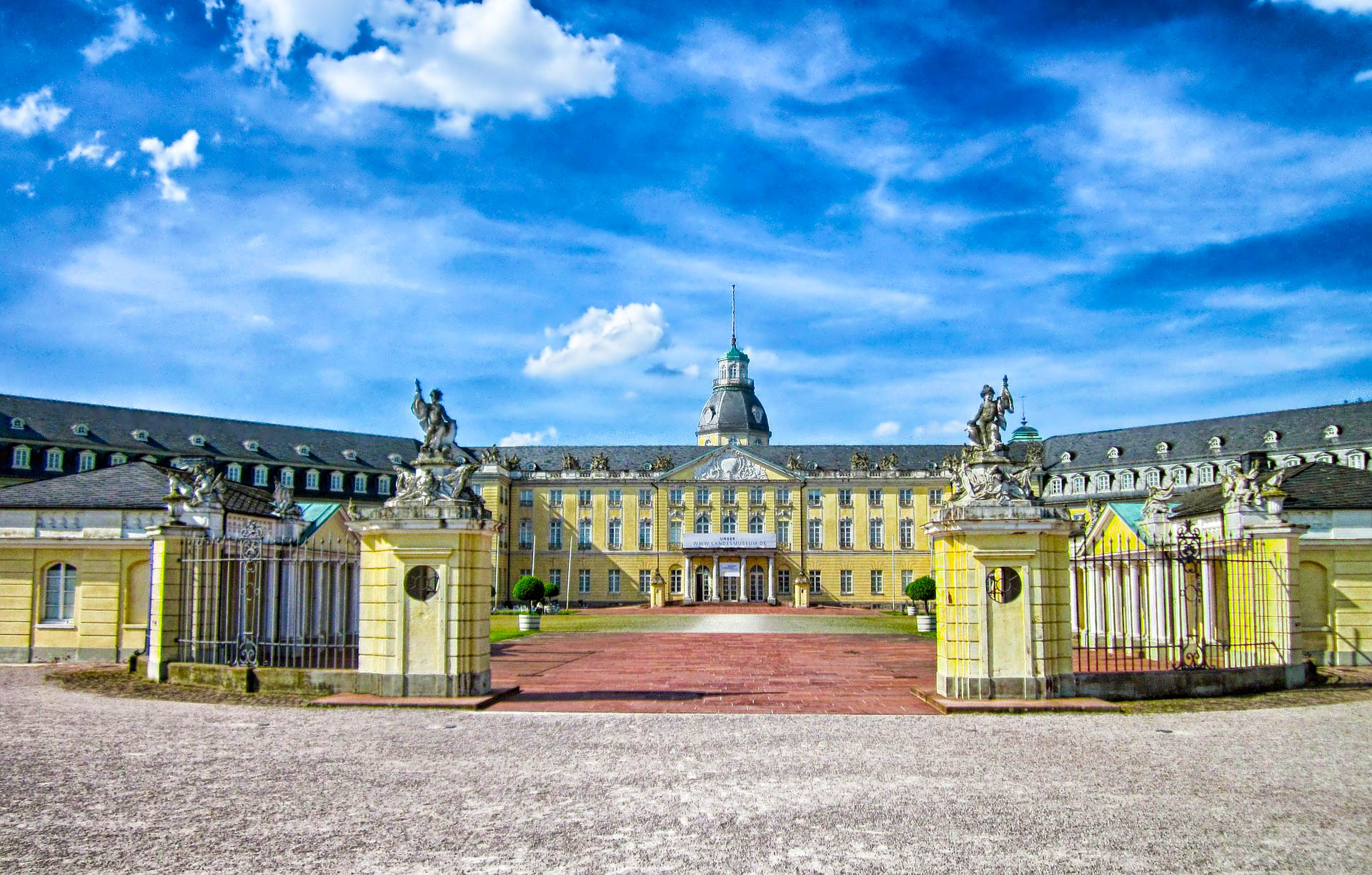 Germany Karlsruhe Baden
