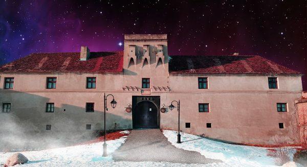 трансильванія палац
