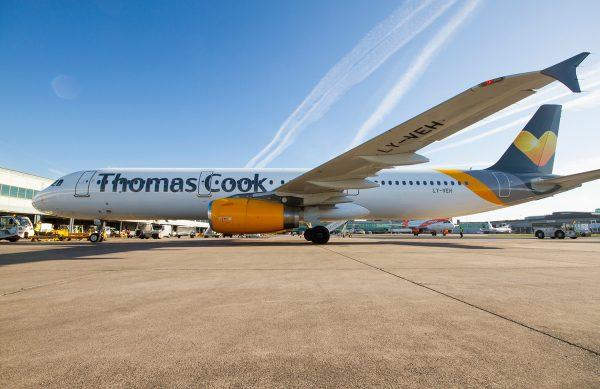 Літак Thomas Cook