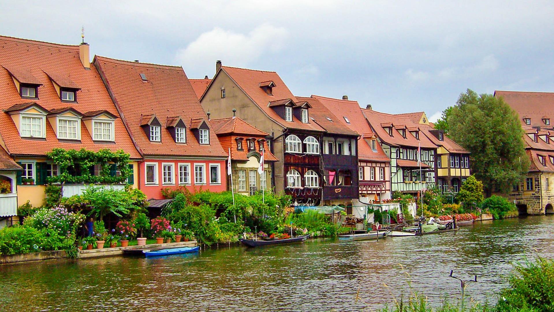Німеччина Баварія Бамберг