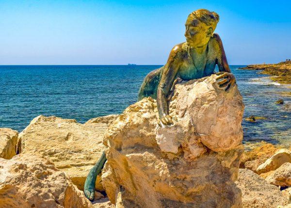 Кіпр Пафос камінь Афродіти