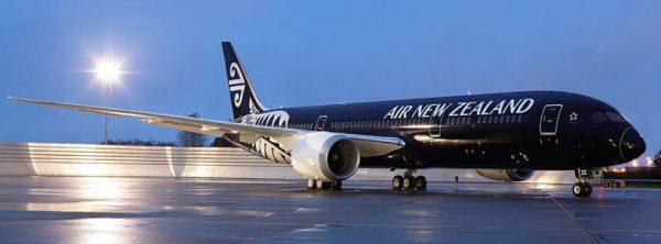 Літак Air New Zealand