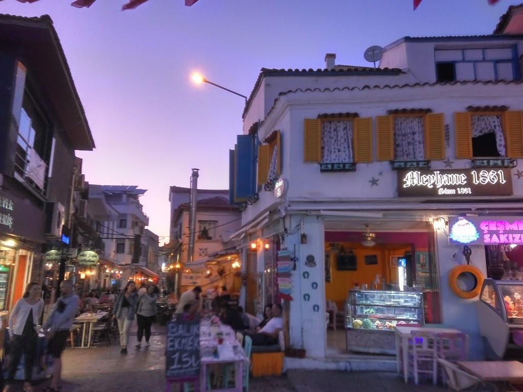 турецьке місто Чемше