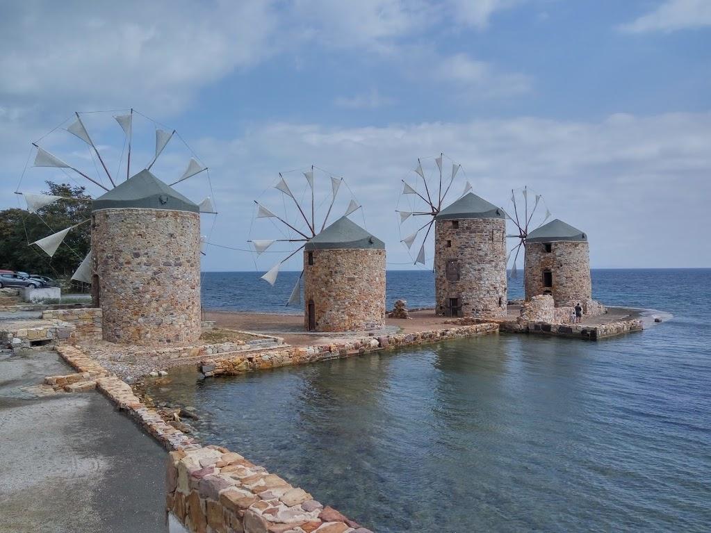 вітряки греція