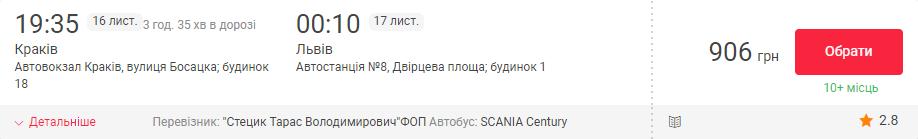 Краків -Львів