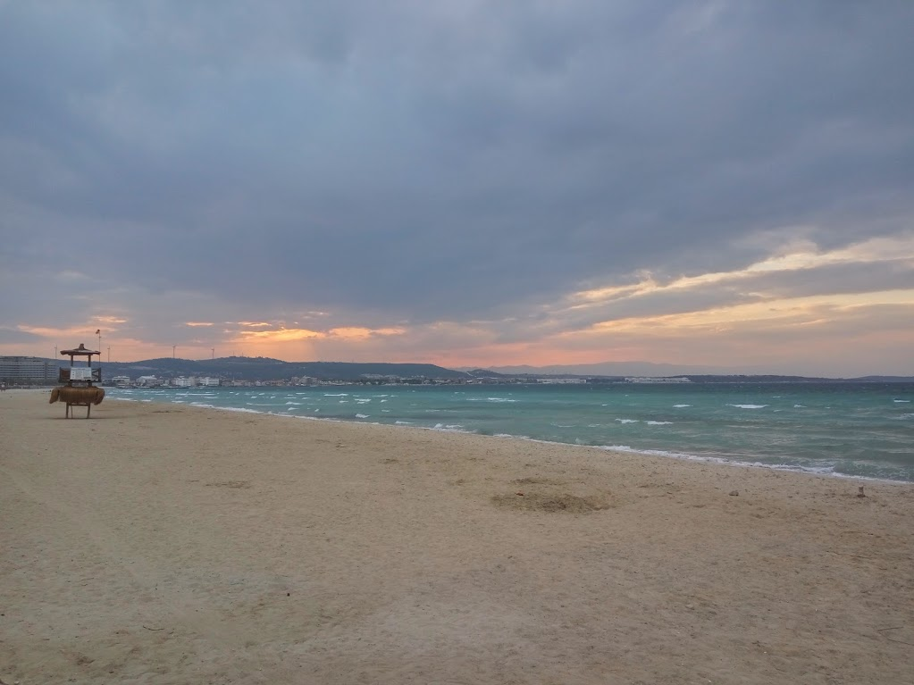 пляж Чешме