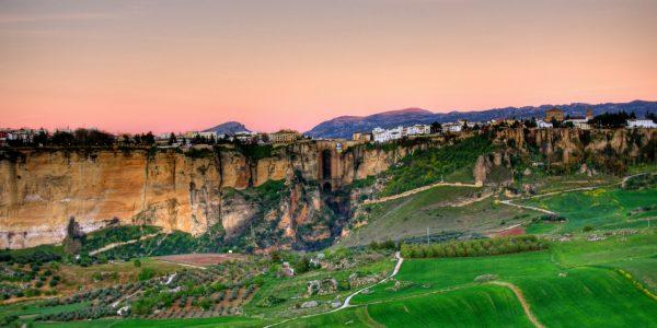 Іспанія Андалузія Ронда