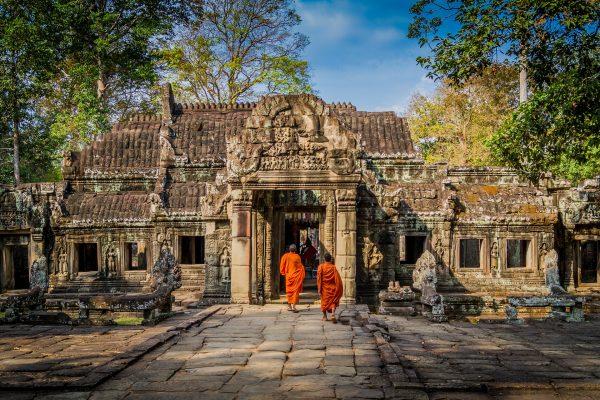 Камбоджа Сіемріап Ангкор