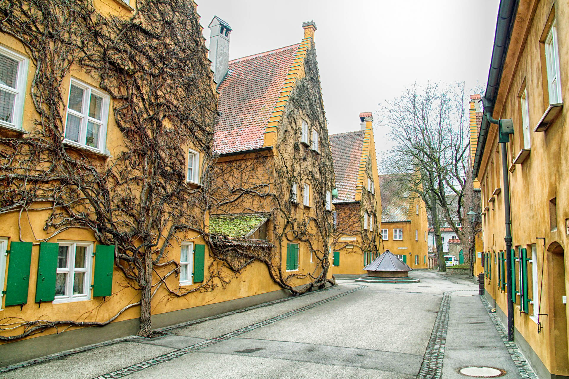 Німеччина Баварія Аугсбург