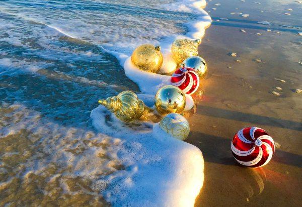 пляж Різдво