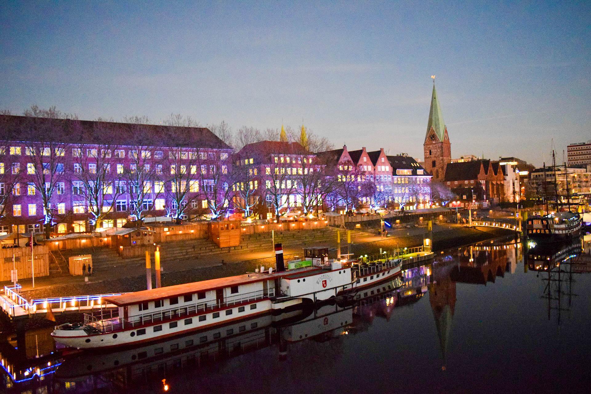 Німеччина Бремен Різдво