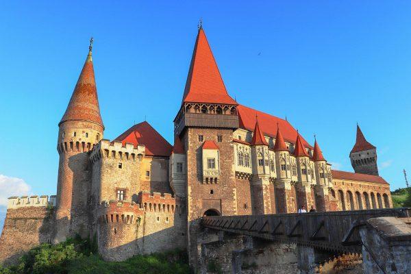 Румунія Тімішоара замок Корвін