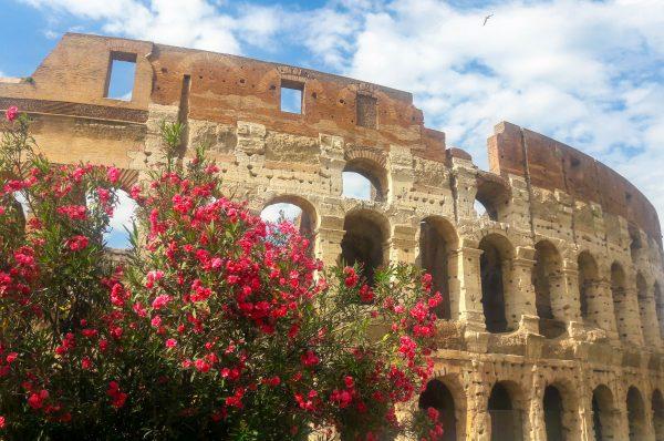 Італія Рим Колізей