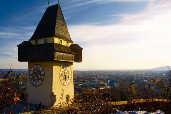 Австрія Грац