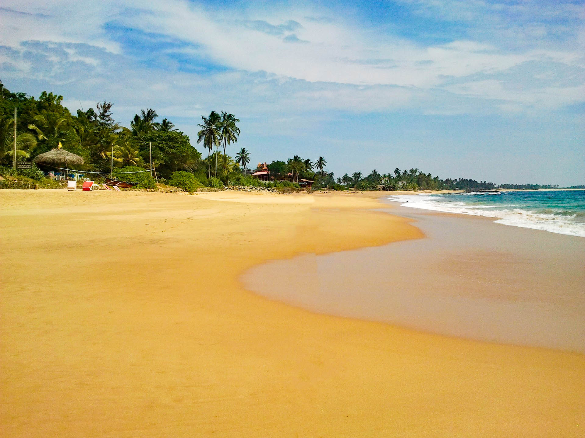 Шрі Ланка пляж