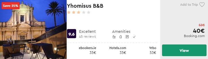 Yhomisus B&B